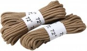 "Rothco Military Boot Laces Tan / 72"" - 3 Pack - 61914"