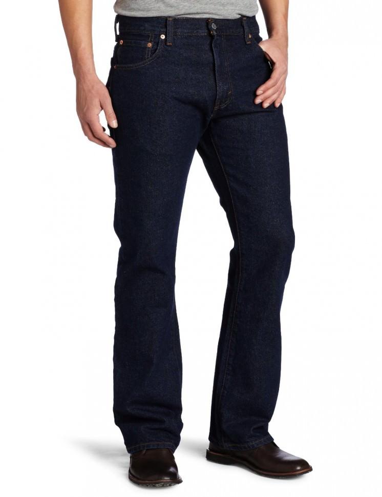 34c75eca4d0ac5 Джинсы Levi's Denim Jeans 517® Boot Cut | Rinse - 00517-0216