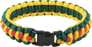 Rothco Multi-Colored Paracord Bracelet Vietnam Pattern 941