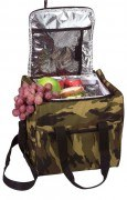 Термосумка Rothco Large Insulated Bag - Woodland Camo # 2308