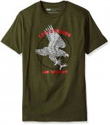 Levis Mens T-Shirt with Amercan Eagle Graphic Surplus