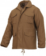 Rothco M-65 Field Jacket Coyote Brown 3896