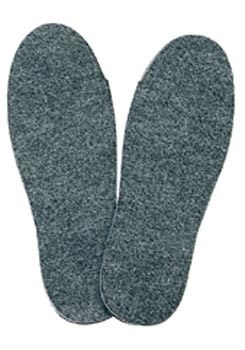 GANKA® Military Cold Weather Heavyweight Polyester Insoles - 6187, фото