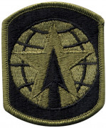 16th Military Police Brigade Patch 72138