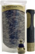 Фильтр для воды Aquamira Tactical Frontier Pro Water Filter - Military Olive - 9430