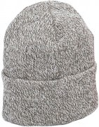 WiscKnit Ragg Wool Watch Cap Grey - 5646