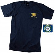 Rothco Official Navy Seals Team Logo T-shirt 60030
