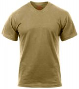 Rothco T-Shirt Coyote Brown (AR 670-1) 67847