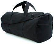 Сумка Rothco Heavyweight Canvas Shoulder Bag - Black # 2224