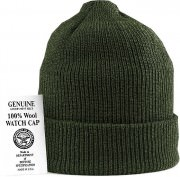 Genuine G.I. Wool Watch Cap Olive Drab - 5779