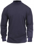 Rothco Mock Turtleneck Midnight Blue 3400