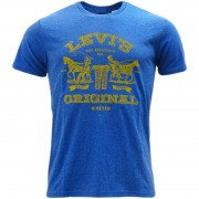 Levi's Galaxy Blue 2-Horse Graphic T-Shirt Galaxy Blue
