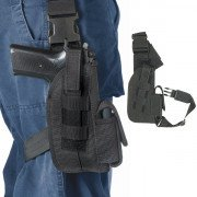 Rothco Tactical Leg Holster 5 Inches Black 10552