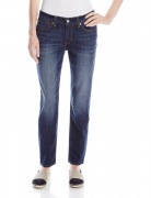 Levi's Women New Boyfriend Jean |  Shark Blue