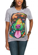 The Mountain T-Shirt Rottie Pup 105955