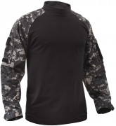 Rothco Tactical Airsoft Combat Shirt Subdued Urban Digital Camo 45120