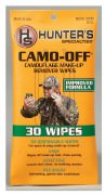 Hunter's Specialties Camo-Off® Camouflage Make-Up Remover Wipes - 8209