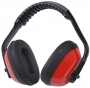 Rothco Noise Reduction Ear Muffs Red - 40805