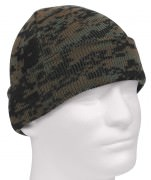 Rothco Deluxe Camo Watch Cap Woodland Digital Camo 5715