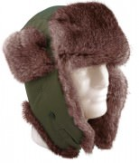 Rothco Fur Flyer's Hat