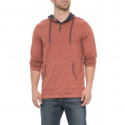Lee Clarke Hoodie Spice Orange