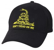Rothco Don't Tread On Me Low Profile Cap 90280