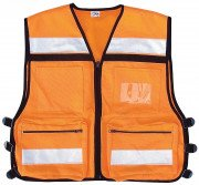 Rothco EMS Rescue Vest Orange 9561