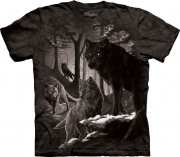 The Mountain T-Shirt Dire Winter 105758