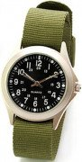 Rothco Military Style Quartz Watch Olive Drab 4127