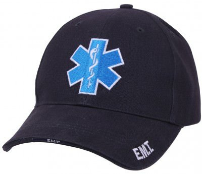 Бейсболка Rothco Deluxe Star of Life Low Profile Cap 99381, фото