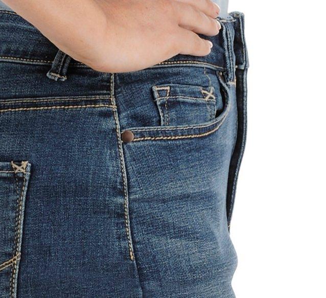 961c2262 Юбка из денима Lee Womens Modern Series Curvy Fit Stella Skirt Oxford  3527226 - Женская джинсовая