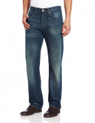 Levi's Men's 505 Regular Fit Jean Cash 005051064