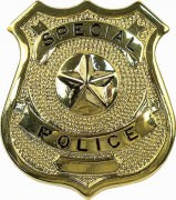 Rothco Special Police Badge Gold - 1907