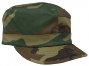 Rothco Women's Adjustable Fatigue Cap Woodland Camo - 1150