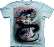 The Mountain T-Shirt Dragon Dancer 105734