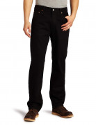 Levi's 550 Relaxed Fit Jeans Black (Big and Tall)