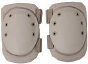Rothco Tactical Protective Gear Knee Pads Desert Tan 11058