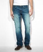 Sale Levi's Men's 527 Slim Boot Cut Jean Glass House 055270384