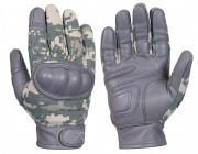 Rothco Flame and Heat Resistant Hard Knuckle Tactical Gloves ACU Digital Camo - 3410