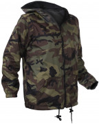 Rothco Kids Reversible Camo Jacket With Hood 8275