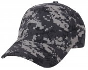 Rothco Supreme Camo Low Profile Cap Subdued Urban Digital Camo 86110