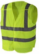 Сигнальный жилет Rothco 5-point Breakaway Vest - Safety Green - 9564