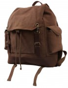 Рюкзак Rothco Vintage Expedition Rucksack / Brown # 8709