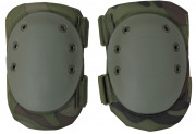 Rothco Tactical Knee Pads Woodland Camo 11058