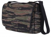 Rothco Heavyweight Canvas Classic Messenger Bag Tiger Stripe - 9858