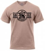 Smith & Wesson Established 1852 T-Shirt 3713
