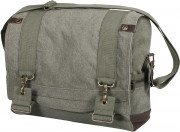 Rothco Vintage Canvas B-15 Pilot Messenger Bag Olive Drab 9110