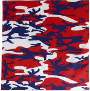 Rothco Bandana Red / White / Blue Camo (56 x 56 см) 4681