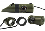 Rothco 6-in-1 LED Survival Whistle Kit 9415