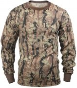 Rothco Long Sleeve T-Shirt Smokey Branch™ Camo - 6770
